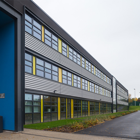 Telford's Schools Of The Future
