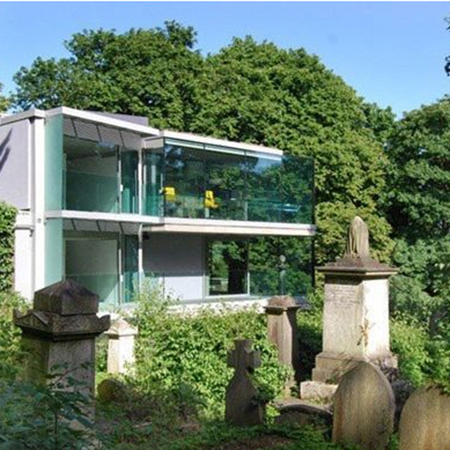 The Glass House, Swains Lane