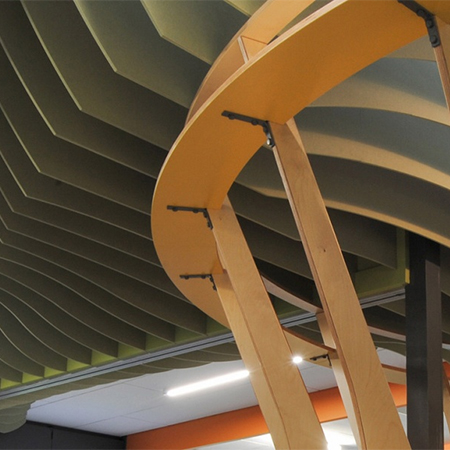 Autex Acoustic Panels For Learning Environments