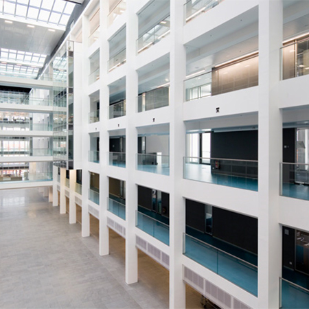 Glass Balustrade For Volkswagen HQ