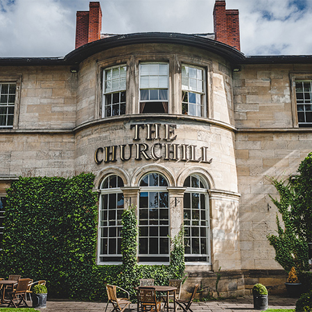 The Churchill Hotel, York