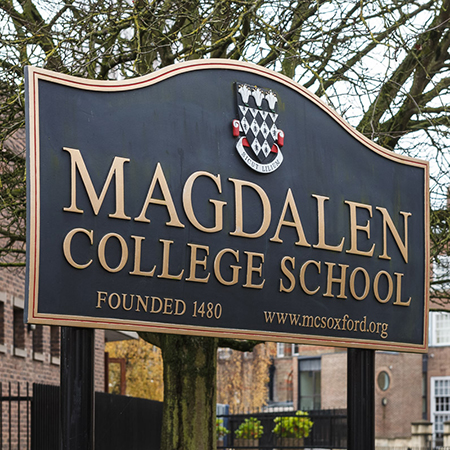Magdalen College School, Oxford