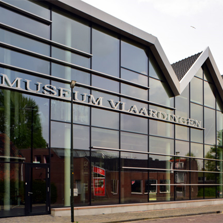Glass balustrades for Museum Vlaardingen