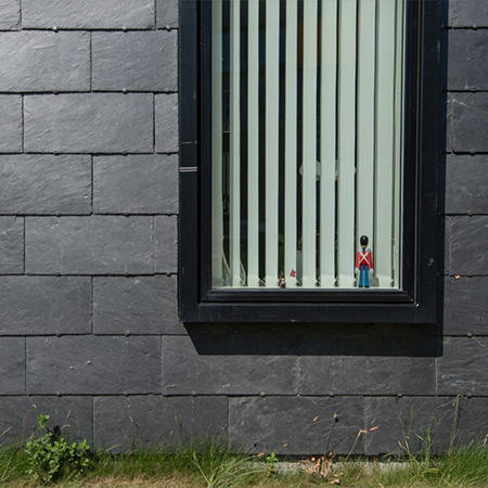 Rainscreen Cladding: CUPACLAD® 201 VANGUARD