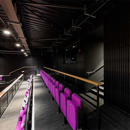 Wide Range of acoustic products for Performing Arts Centre