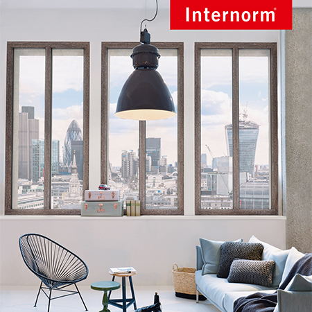 HF410 Windows by Internorm