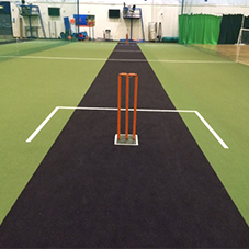 Durable sports surface for Action Indoor Sports