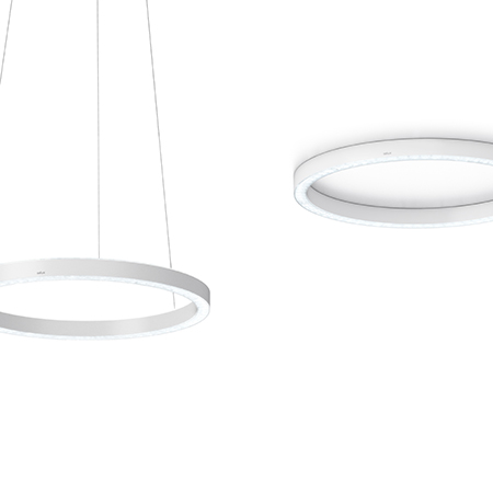 Loop: unique ring luminaire