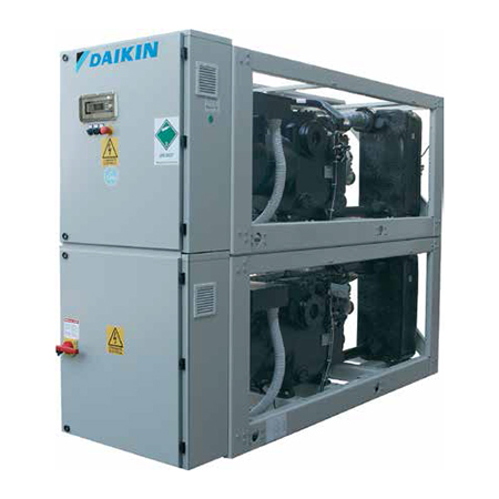 EWWD-J water cooled chiller