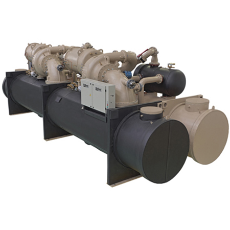 WCT water cooled chiller