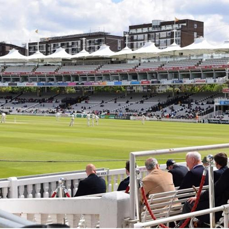 ULMA drainage channels for Lord's
