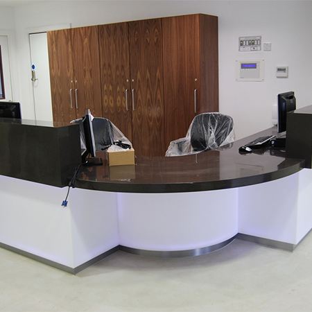 Office Furniture and Counters