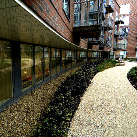 Alumasc Green roof the heart of housing at Walton on Thames