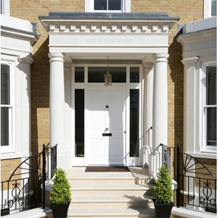 Timber windows & doors for luxurious home