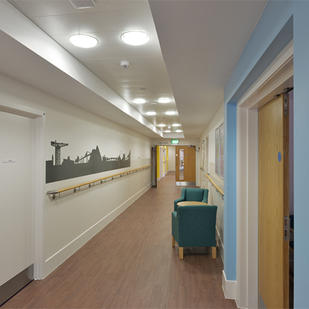 Landmark care home gets time saving treatment