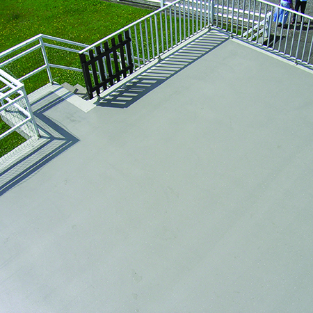 ALSAN Liquid roofing, waterproofing & Surfacing