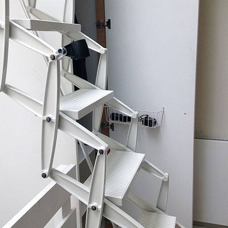 Premier Loft Ladders delivers elite access to rooflight