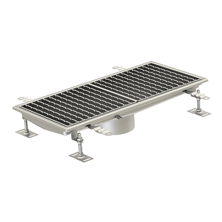 Stainless Steel Drainage Channels