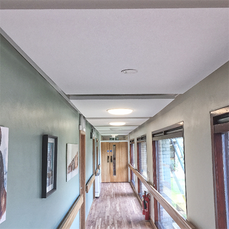 Armstrong Ceilings win the Mason seal of approval