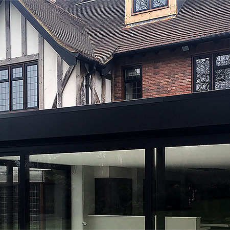 Trueline Fascia and Soffit Complements extension