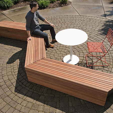 Street Furniture: Landscape Forms
