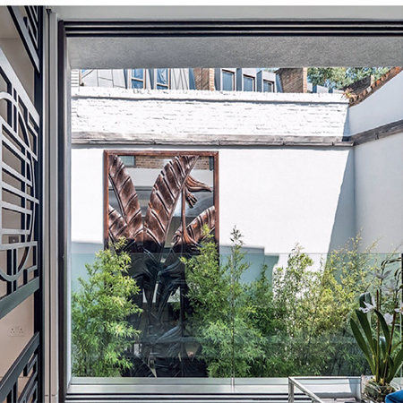 Luxury finish for Notting Hill property