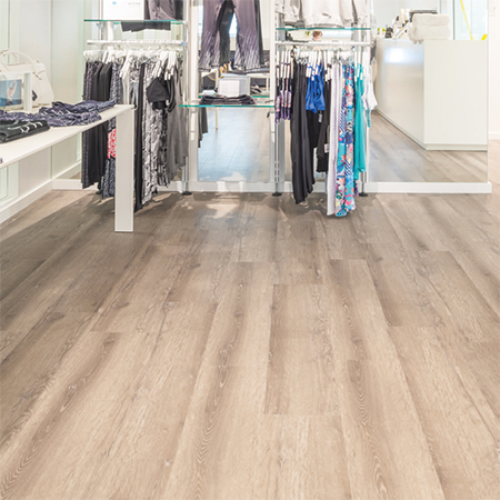 Luxury floor tiles for Xtend Barre