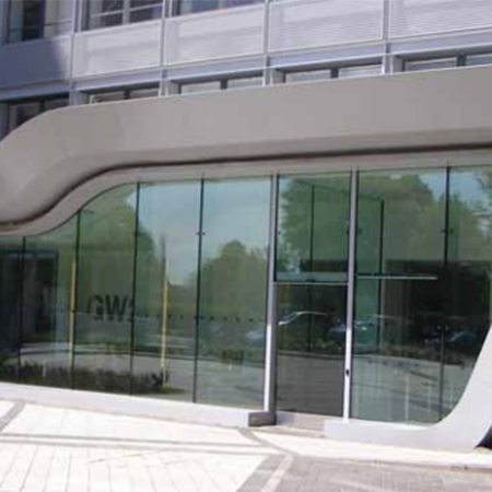 Powder coating is perfect for Great West House