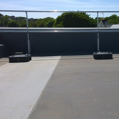 Roof Edge Protection Systems