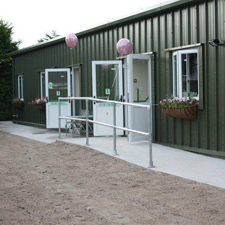 Kennelbuild design at Four Paws Country Pet Hotel