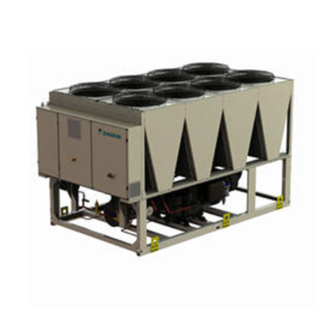 TZ air-cooled chiller series