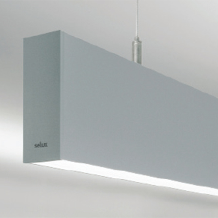 Selux lights aid communication and creativity