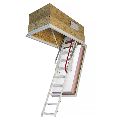 Premier Loft Ladders launches new Passivhaus Loft Ladder