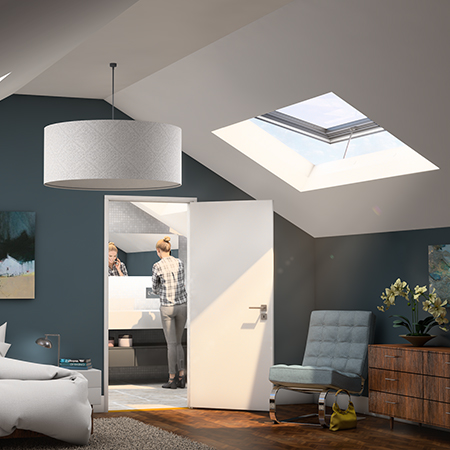 Ventilation Rooflights