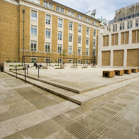 LytaScreed top of the class in £10m UCL revamp