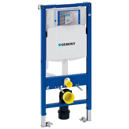 Geberit Duofix WC Frame H112 with Sigma Cistern 12cm