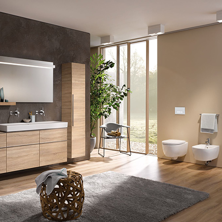 The Geberit Bathroom Collection iCon series