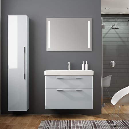 The Geberit Bathroom Collection Smyle series