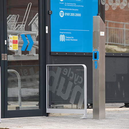 TfGM Cycle Hub for Oldham Mumps