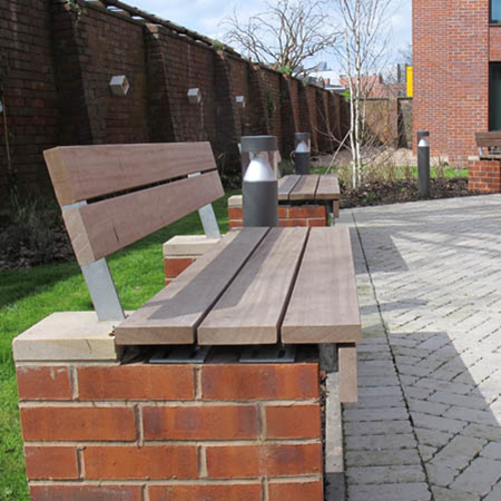 Furnitubes seating for Birmingham students