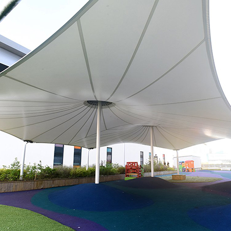 Broxap launch Campsie Double Conic canopy