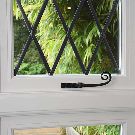 Casement windows for 1930's home