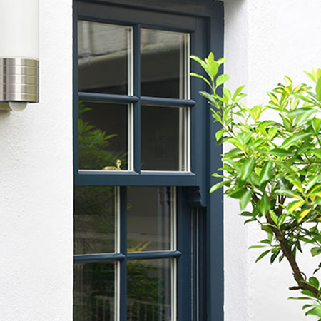 Authentic windows and doors for Notting Hill home