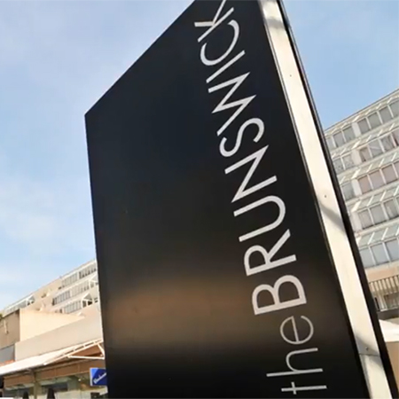 Hydrotech products refurbish the Brunswick Centre