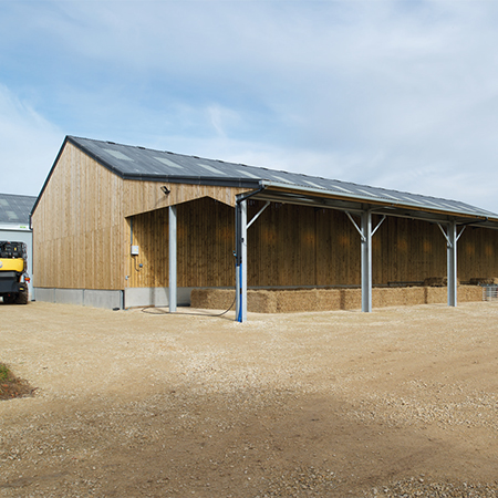 UltraZED™ profiles for Cotswold Farm Park