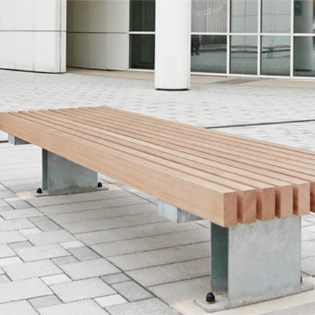 RailRoad Inline seating provide comfort for office workers