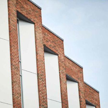 Forterra's traditional brickwork for trendy Liverpool Baltic Triangle