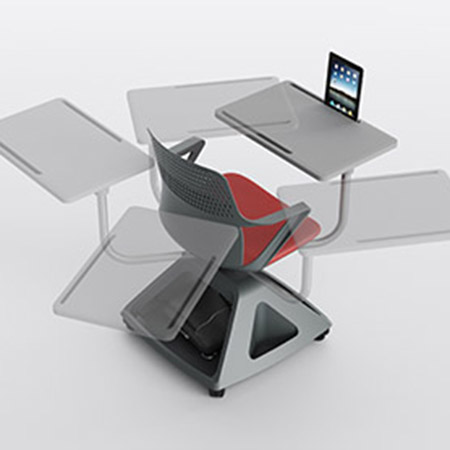 CPS Manufacturing launch their Studio Evo chair