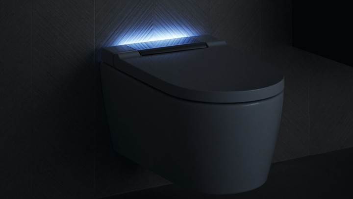 Geberit launch innovative AquaClean Sela shower toilet