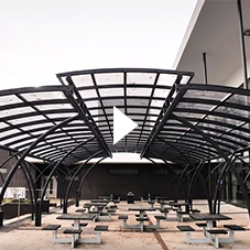 Broxap Outdoor Dining Canopies